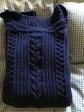 Jersey azul marino talla M/L