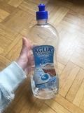 Agua de plancha