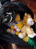 Regalo bolsa con juguetes