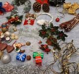 Regalo artículos navideños, luces de navidad de color blanco/claro, luminoso, medida: 3 metros aprox
