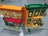 Casita- maletín de Sesame-Street