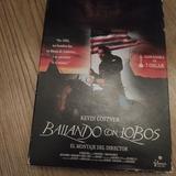 DVD Bailando con Lobos