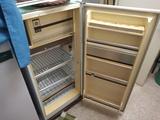 Nevera congelador vintage