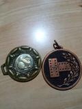 Medallas para campeones