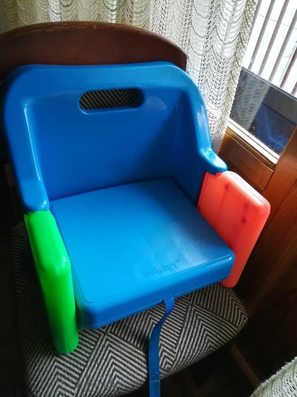 Trona para silla