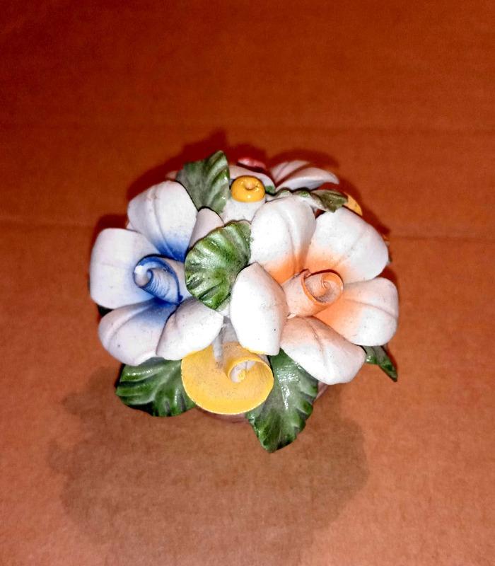 Cestillo flores