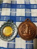 Más medallas para campeones