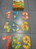 Puzzle de numeros