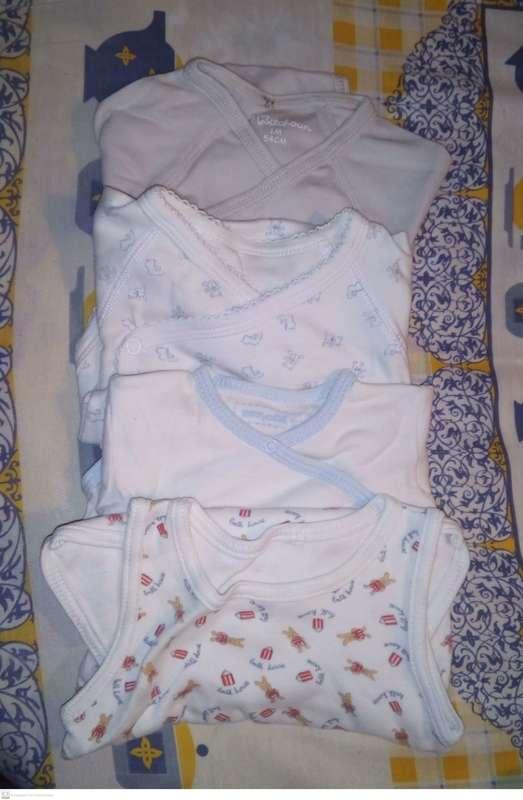 Ropita de bebé