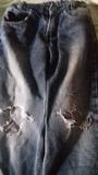 Pantalón vaquero niño/a talla 6