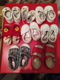 Zapatillas niña varias tallas