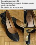 Zapatos nr 36
