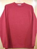 Jersey rojo talla L