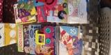 Cuentos, libros para colorear