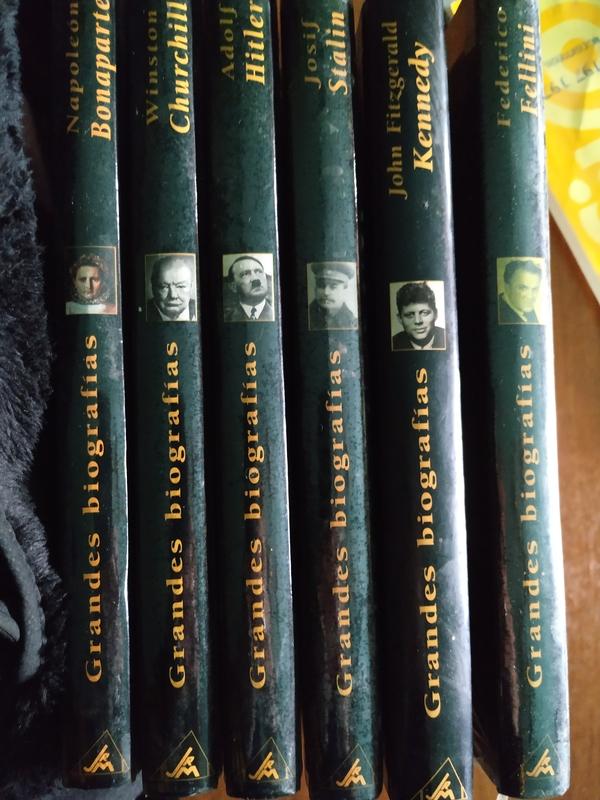 Grandes biografías