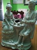 Figura porcelana pareja