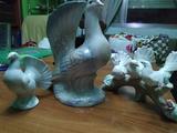 Palomas porcelana