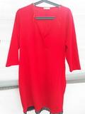 51. Vestido rojo