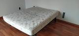 Regalo colchón y sommier matrimonio (1.50x1.90)