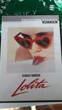 DVD de Lolita, de Stanley Kubrick.