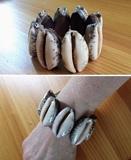 Brazalete de conchas