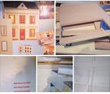 Casa de muñecas a construir