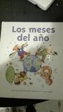 """Libro infantil """"Los meses del año"""""""