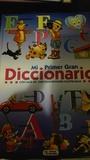 """Libro """"Mi primer gran diccionario"""""""