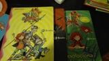 Tres libros de la Super bruja