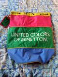Saco de playa Benetton
