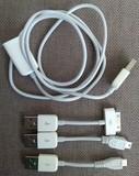 Cables USB para carga de móviles