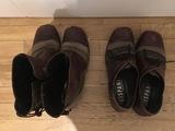 Zapatos y botines cuero talla 38