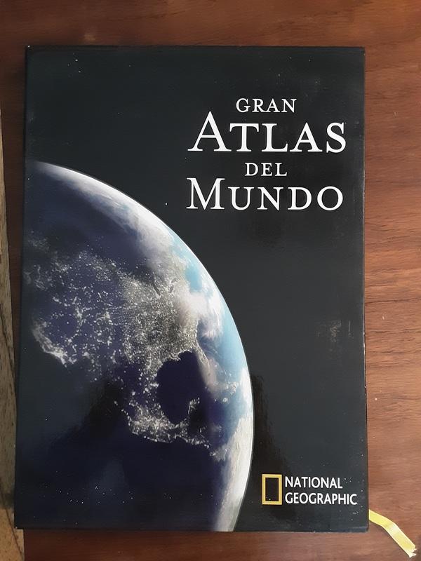 Atlas del mundo National Geographic