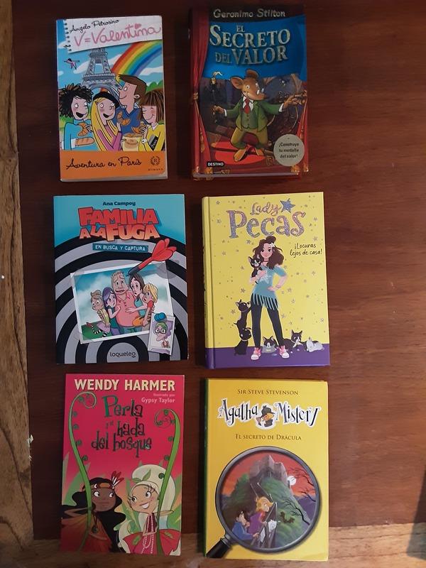 Libros infantiles 8 a 10 años