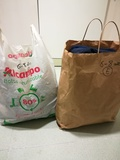 2 bolsas de ropa niño 6-8 años