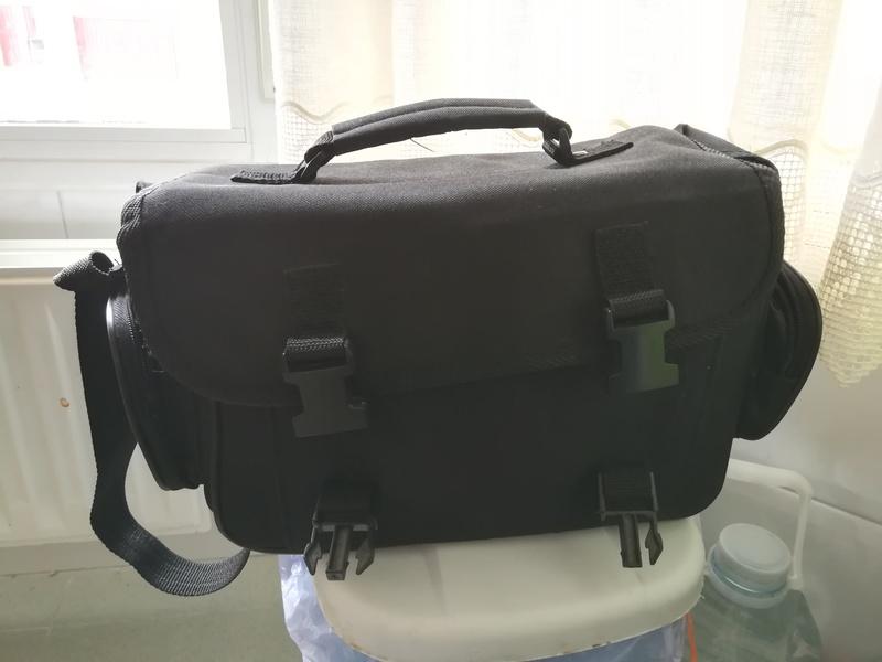 Regalo bolso para cámara, vídeo, etc.