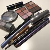 Pinturas maquillaje ojos