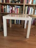 Regalo mesa lack blanca de Ikea