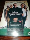 DVD película Falsas Apariencias