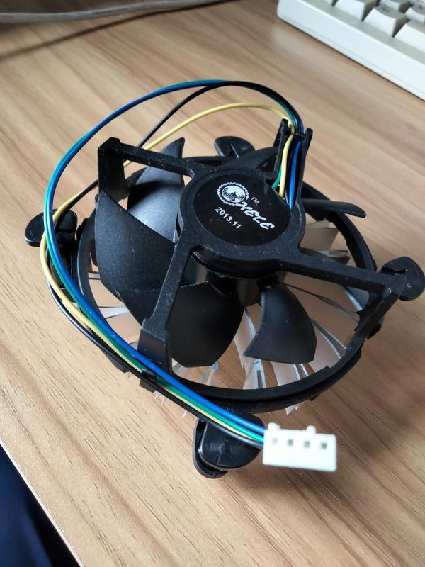 Ventiladores-disipadores para Intel...