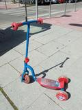 Patinete tres ruedas Spiderman 3
