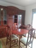 Mueble de salón 2,42 x 0,37 x 2,05,