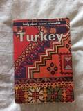 guía de Turquía lonely planet