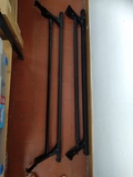 Barrs de techo Clio/Twingo