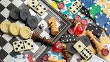Juegos de mesa o fichas sueltas