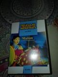 DVD Mulán