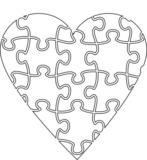 Puzzles. Mil gracias