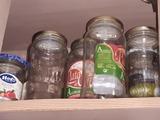 Regalo envasos de vidre