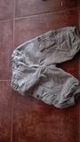 Pantalon de pana de 3 a 6 meses