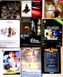Gran lote de películas y música